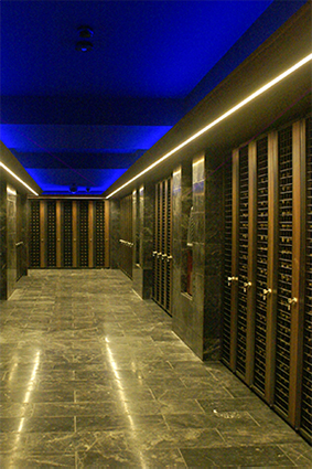Large Wine Storage