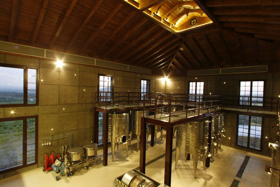 FWC - WINERY DESIGN - KastroTireli