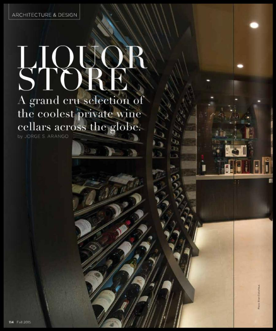 Publication - Liquor store