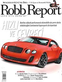 Feb 2010 Robb Report