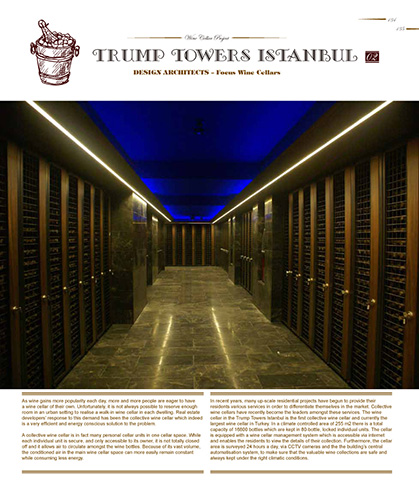 FWC collective wine cellar - Trump Towers