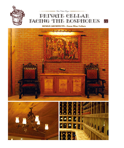 FWC traditional wine cellar
